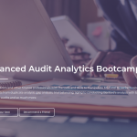 Advanced Audit Analytics Bootcamp