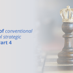 The death of conventional or traditional strategic planning, part 3